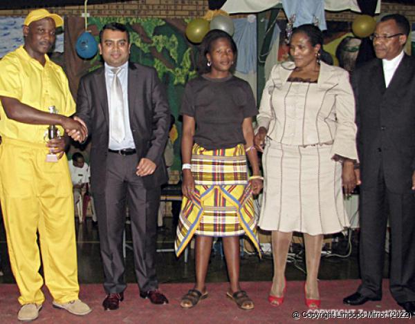 Limpopo Mirror | News | Several awards for the top achievers in