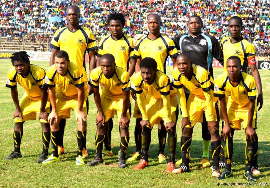 Limpopo Mirror   Sport   Black Leopards let Cosmos off the ... - photo#5