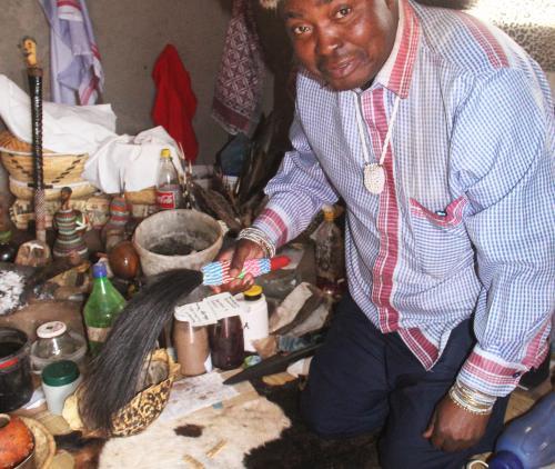 Limpopo Mirror | News | Healer organization warns against