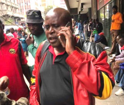 Samwu Official Timmy Tshililo Dies